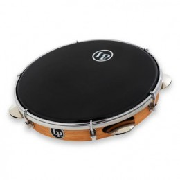 "Latin Percussion LP3012 Brazilian Wood Pandeiro 12"" w/Synthetic Head Пандейру 12"""
