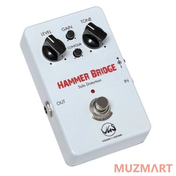 VGS Hammer Bridge Lead Distortion Педаль эффектов дисторшн