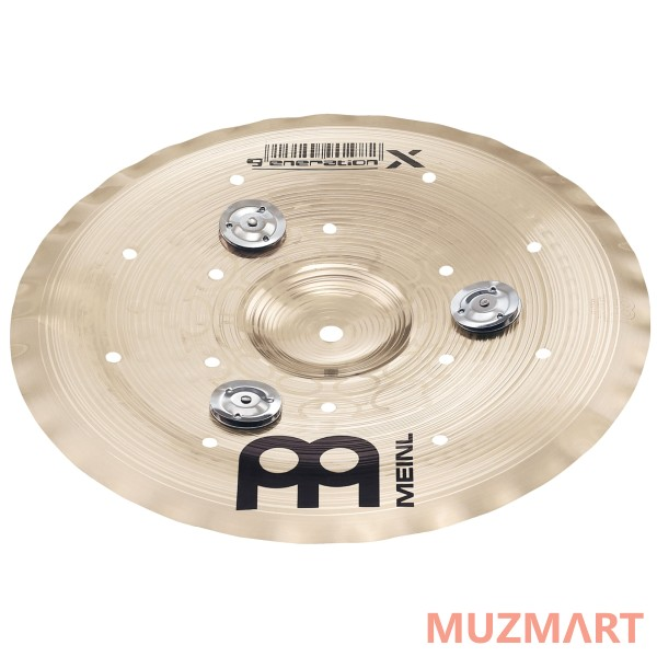 "Meinl GX-14FCH-J 14"" Generation X Jingle Filter China Эффект-тарелка чайна"