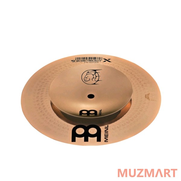 "Meinl GX-6/10AS-B 6""/10"" Generation X Attack Stack Эффект-тарелка"